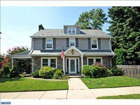 8246 Brookside Rd, Elkins Park, PA 19027
