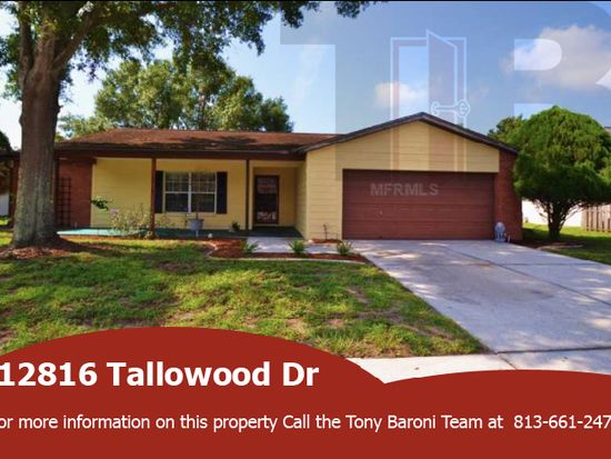 12816 Tallowood Dr, Riverview, FL 33579