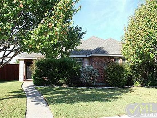 6413 High Cliff Dr, The Colony, TX 75056