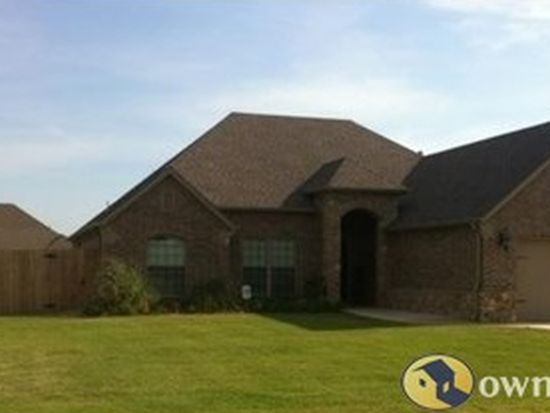 1455 Manor Pl, Fort Gibson, OK 74434