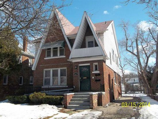 15466 Rutherford St, Detroit, MI 48227