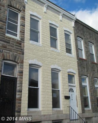 216 N Luzerne Ave, Baltimore, MD 21224