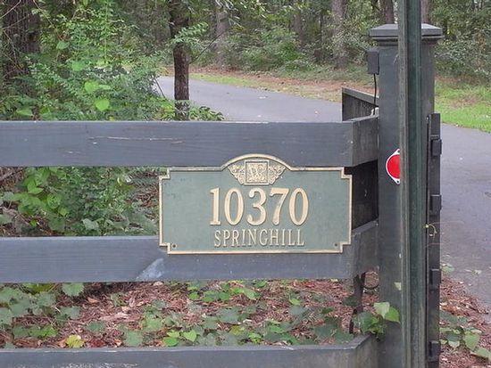 10370 Springhill Rd, Thomasville, GA 31792