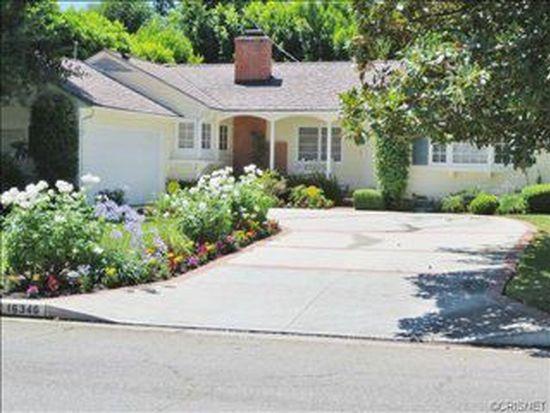 16346 Moorpark St, Encino, CA 91436