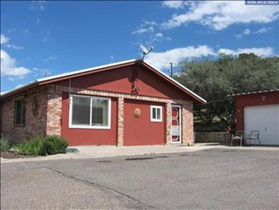 4250 N Arrowhead Rd, Silver City, NM 88061