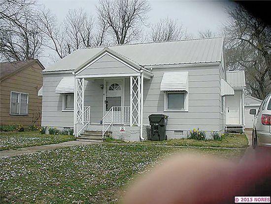 2118 E Okmulgee Ave, Muskogee, OK 74403