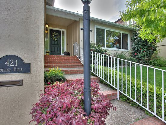 421 Rolling Hills Ave, San Mateo, CA 94403