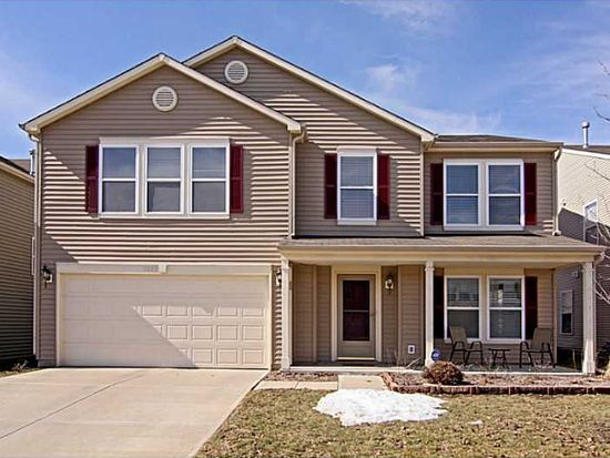 8353 S Evening Dr, Pendleton, IN 46064