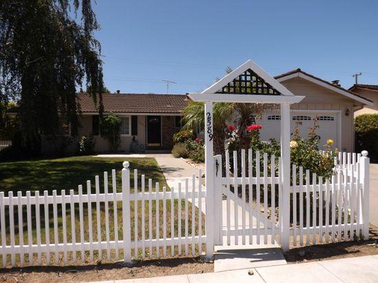 2589 Fairdell Dr, San Jose, CA 95125