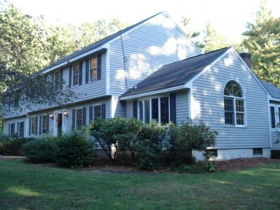 33 Pond Parrish Rd, Amherst, NH 03031