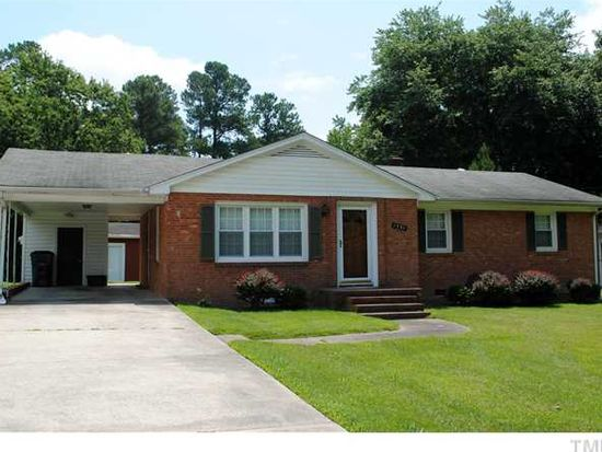 1531 Graham Ave, Henderson, NC 27536