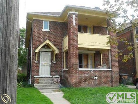 1975 Taylor St, Detroit, MI 48206
