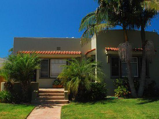 4068-4070 Lark St, San Diego, CA 92103