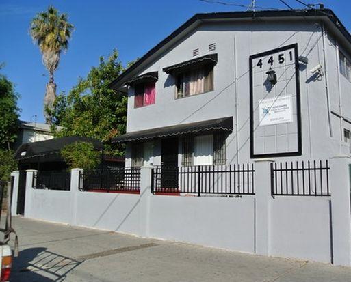 4451 Lockwood Ave APT 17, Los Angeles, CA 90029