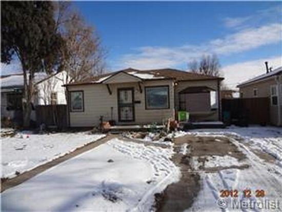 250 S Clay St, Denver, CO 80219