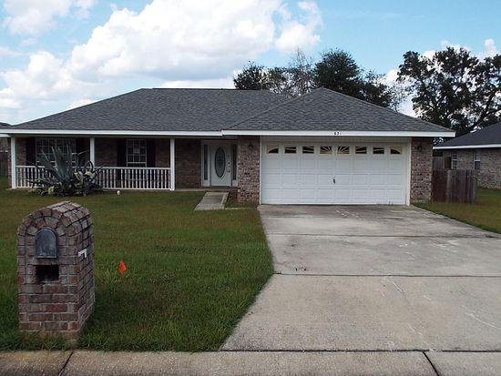 631 Shiloh Dr, Pensacola, FL 32503