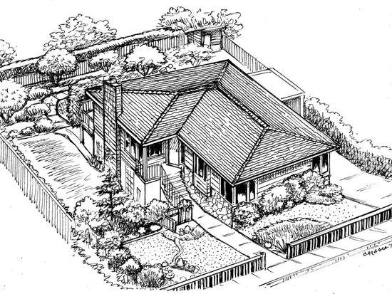 26 Franciscan Way, Kensington, CA 94707