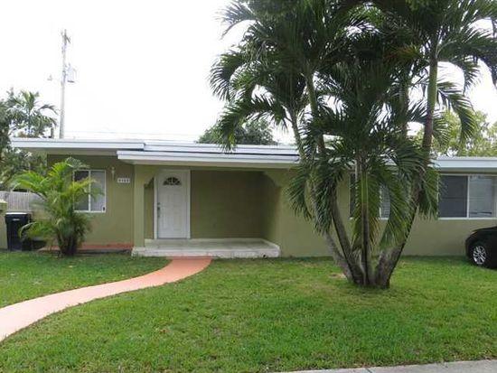 6350 SW 16th Ter, Miami, FL 33155