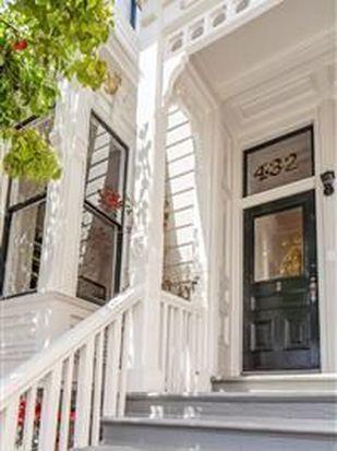 432 Elizabeth St, San Francisco, CA 94114