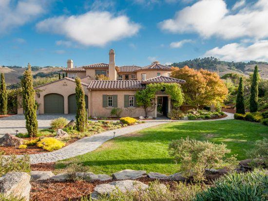 401 Estrella Doro, Monterey, CA 93940