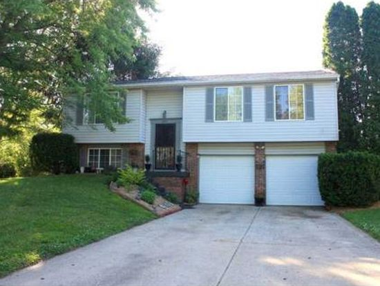 831 Wakulla Ct, Indianapolis, IN 46217