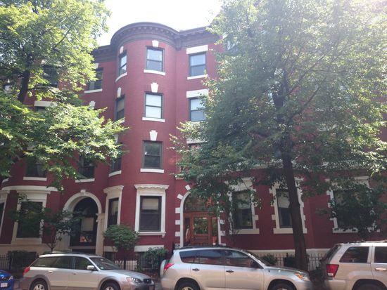 102 Gainsborough St APT 4E, Boston, MA 02115