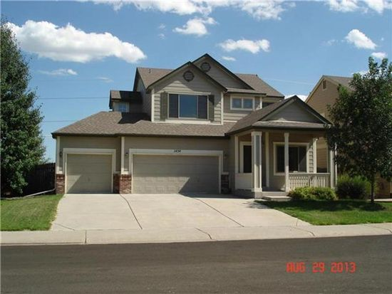 1454 N Tabor Dr, Castle Rock, CO 80104
