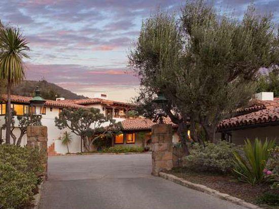 1366 Oak Creek Canyon Rd, Santa Barbara, CA 93108