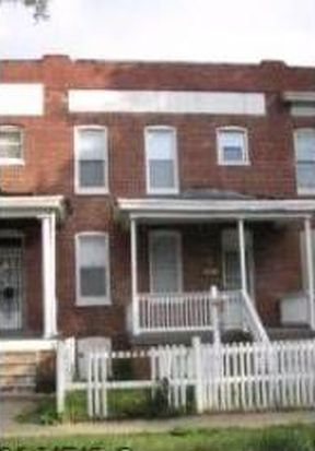 4038 Hayward Ave, Baltimore, MD 21215