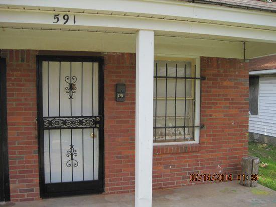 591 N 5th St, Memphis, TN 38105