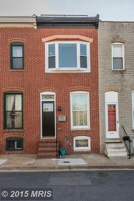 1423 Lowman St, Baltimore, MD 21230