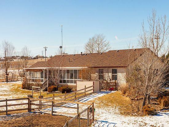 12652 Tomahawk Rd, Parker, CO 80138