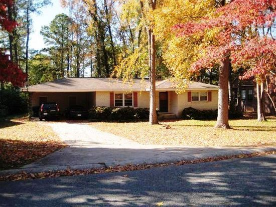 1748 Cardinal Rd, Milledgeville, GA 31061
