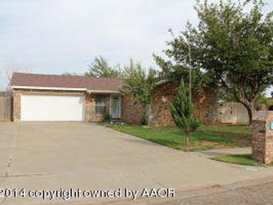 3127 S Bivins St, Amarillo, TX 79103
