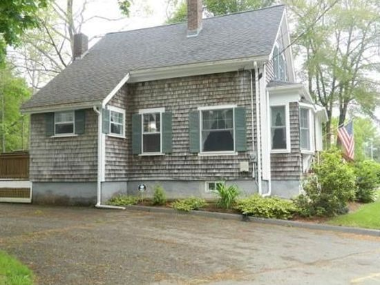 66 Danforth St, Taunton, MA 02780