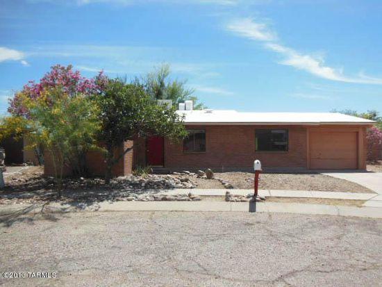 8494 E Desert Spring St, Tucson, AZ 85730