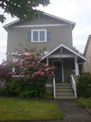 2841 NW 70th St, Seattle, WA 98117