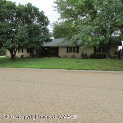 1204 Brookhaven Dr, Canyon, TX 79015