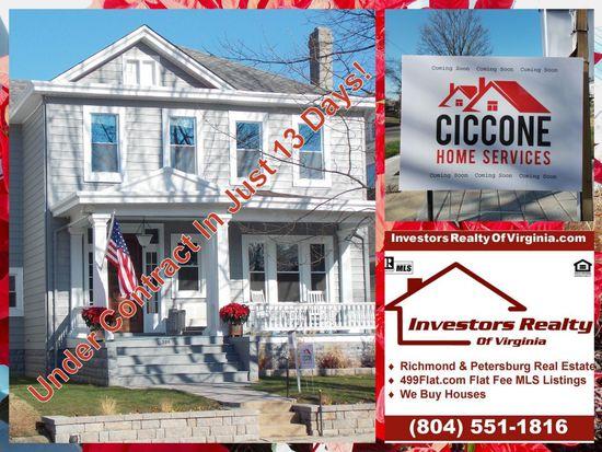 306 Overbrook Rd, Richmond, VA 23222