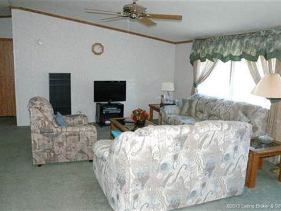 13815 Wilson Switch Rd, Borden, IN 47106