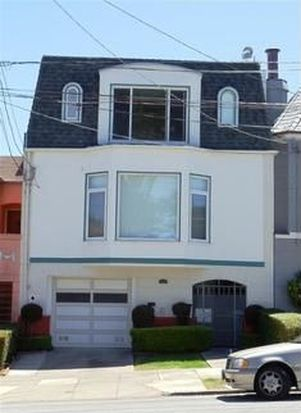 1458 36th Ave, San Francisco, CA 94122