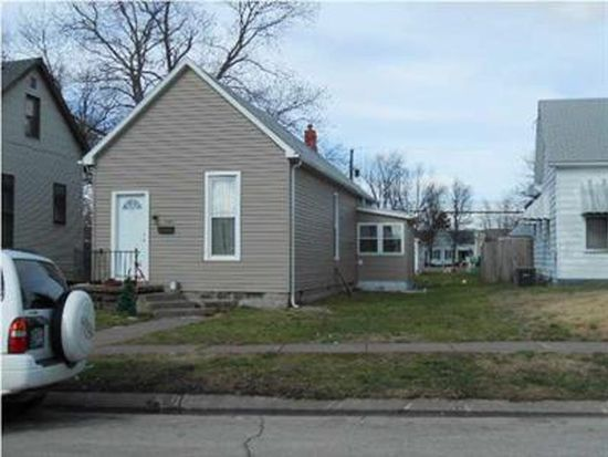 1107 W 2nd St, Mount Vernon, IN 47620