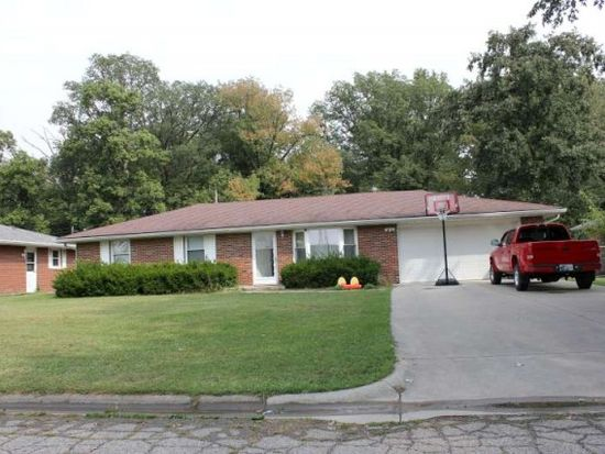 3516 Church Dr, Anderson, IN 46013