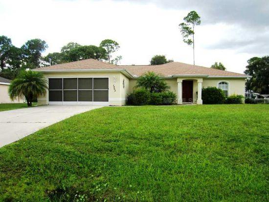 1363 Russellville St, North Port, FL 34288