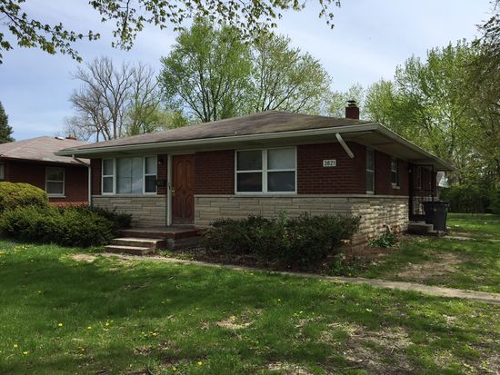 3821 N Irvington Ave, Indianapolis, IN 46226