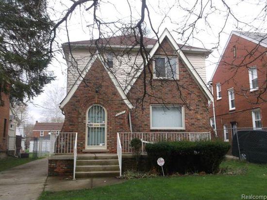 16741 Rosemont Ave, Detroit, MI 48219
