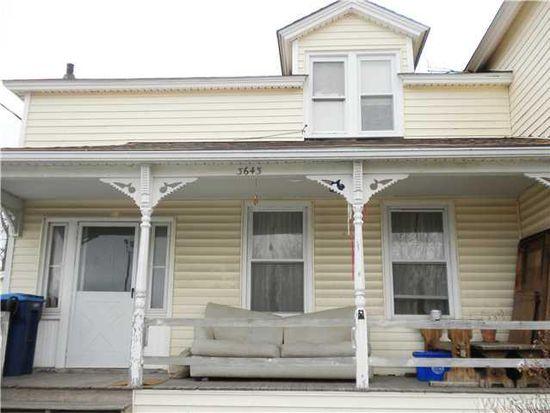 3643 Ransomville Rd, Ransomville, NY 14131