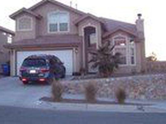 1617 Jolla Del Sol, El Paso, TX 79911