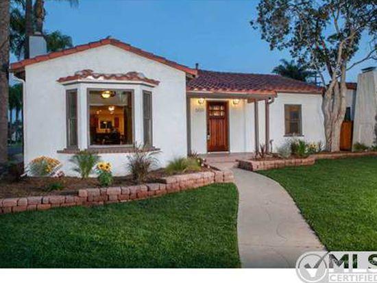 5031 Marlborough Dr, San Diego, CA 92116
