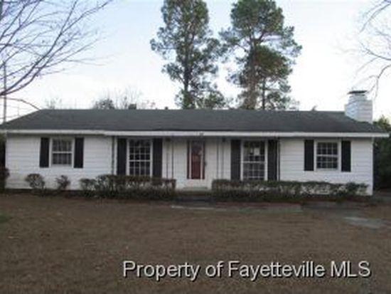 666 Montclair Rd, Fayetteville, NC 28314